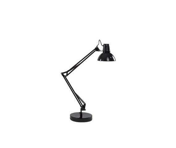 Lampa biurkowa Wally TL1 NERO 61191 Ideal Lux