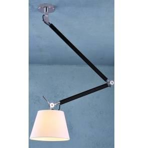 Lampa sufitowa Zyta MD2300-S-WH AZzardo ŻARÓWKA LED GRATIS!