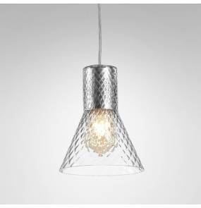 Lampa wisząca MODERN GLASS Flared TR E27 Aquaform