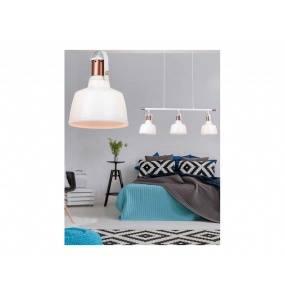 Lampa wisząca DARLING GLASS 3 WHITE MD71940-3 AZzardo