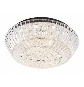 Plafon Chopin C0132 oprawa sufitowa  kryształowa okrągła Maxlight