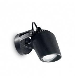 Kinkiet Minitommy AP1 096476 Ideal Lux oprawa zewnętrzna w kolorze czarnym