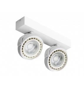 Reflektor Jerry 2 LED GM4205 AZzardo ruchoma oprawa w nowoczesnym stylu