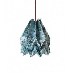 Lampa wisząca Sunflower Blue Orikomi dekoracyjna oprawa w nowoczesnym stylu