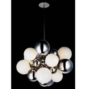 Lampa wisząca Noble AD8052-17 AZzardo dekoracyjna oprawa w stylu design