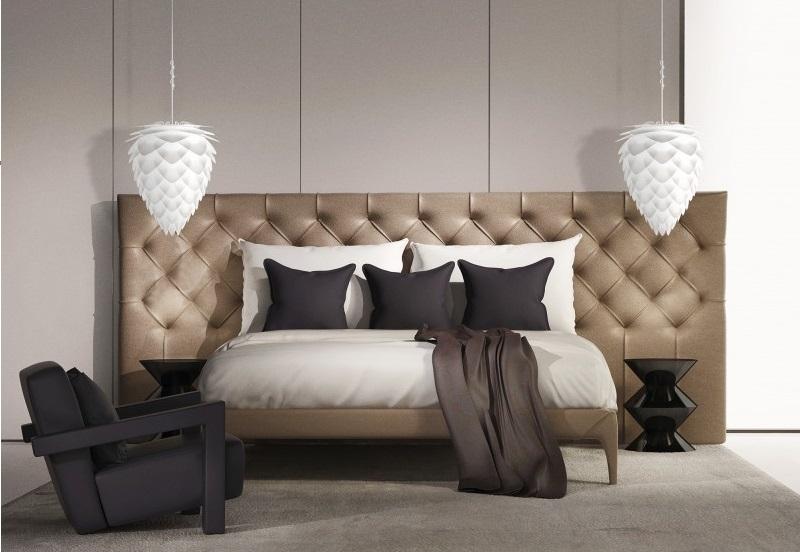 Nastrojowe oświetlenie sypialni - światło, które pozwoli Ci odpocząć