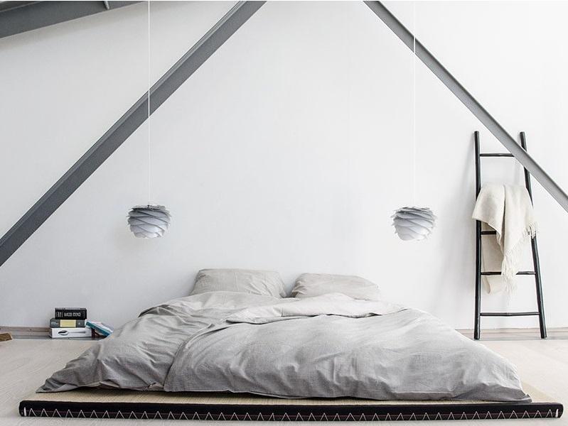 Dobrze dobrane oświetlenie sypialni kluczem do sukcesu