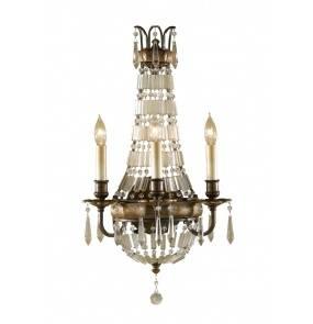 Kinkiet Bellini FE/BELLINI/W3 Feiss dekoracyjna oprawa w klasycznym stylu