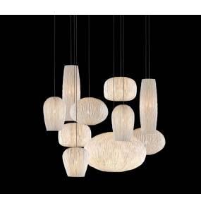Arturo Alvarez lampa wisząca Coral Co04-10 kompozycja