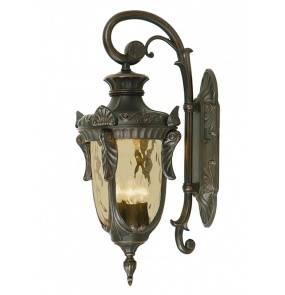 Kinkiet zewnętrzny Philadelphia PH2/L OB Elstead Lighting klasyczna oprawa w kolorze antycznego brązu