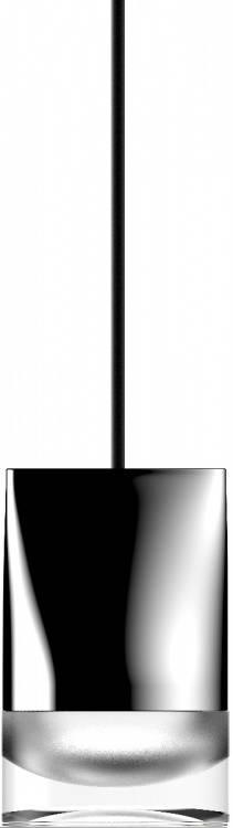 Lampa wiszaca Melo S Cromo Orlicki Design nowoczesna oprawa