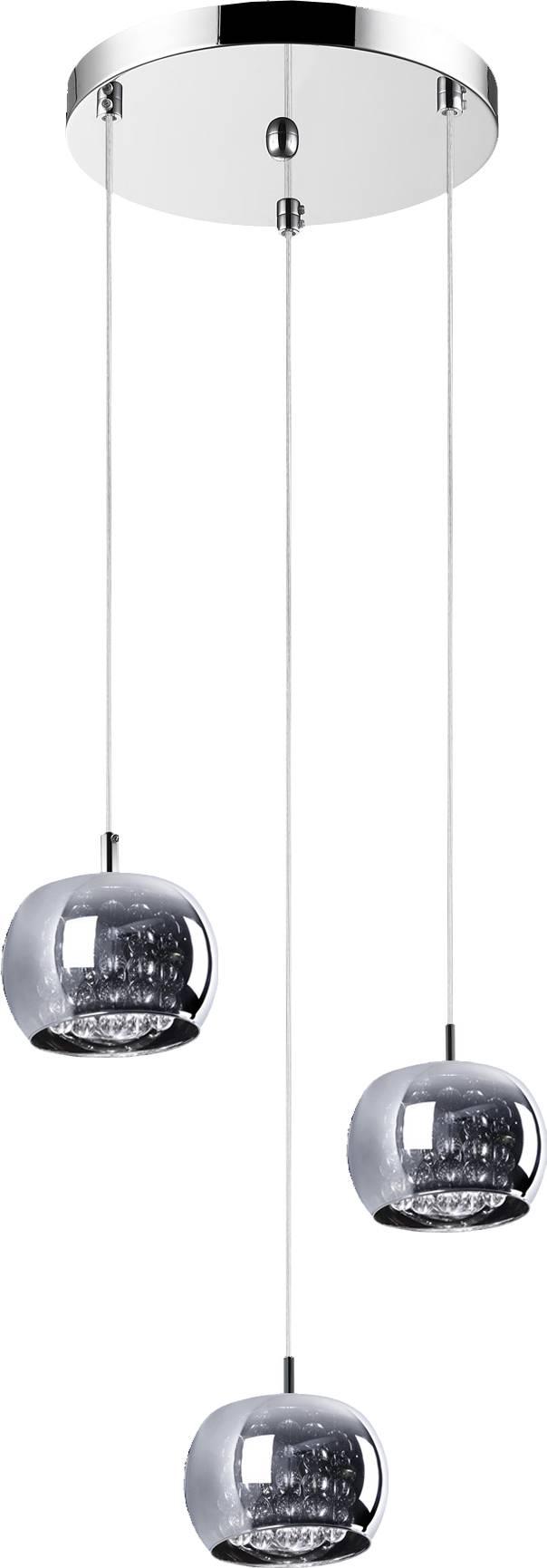 Lampa wisząca Crystal P0076 03M B5FZ Zuma Line potrójna