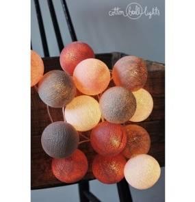 Kolorowe kulki kompozycja - Petit