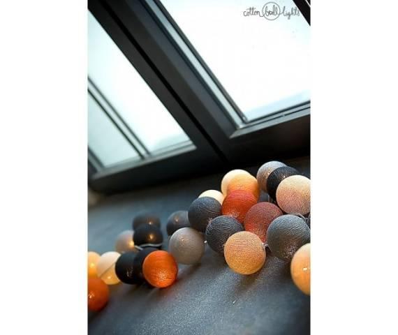 Kolorowe kulki kompozycja - New Design