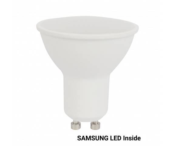 Żarówka LED Premium GU10 6W barwa ciepła OXYLED