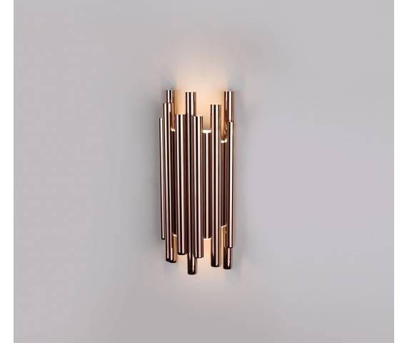 Kinkiet Organic W0153D Maxlight oprawa ścienna z funkcją ściemniania światła