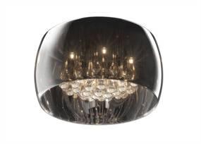 Plafon Crystal C0076-05L-F4FZ Zuma Line oprawa sufitowa w stylu kryształowym