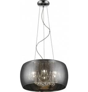 Lampa wisząca Rain P0076-05L-F4K9 Zuma Line kryształowa oprawa wisząca w nowoczesnym stylu