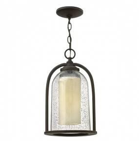 Lampa wisząca Quincy HK/QUINCY8/M Hinkley zewnętrzna oprawa w dekoracyjnym stylu