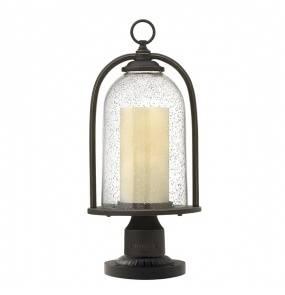 Lampa stojąca Quincy HK/QUINCY3/M Hinkley pojedyncza oprawa w dekoracyjnym stylu