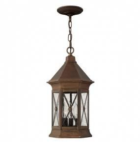 Lampa wisząca Brighton HK/BRIGHTON8/M Hinkley dekoracyjna oprawa w klasycznym stylu