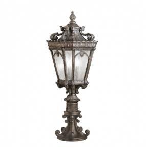 Lampa stojąca zewnętrzna Tournai KL/TOURNAI3/L Kichler latarnia ogrodowa w klasycznym stylu