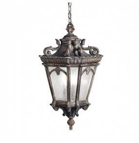Lampa wisząca Tournai KL/TOURNAI8G/XL Kichler zewnętrzna oprawa w klasycznym stylu