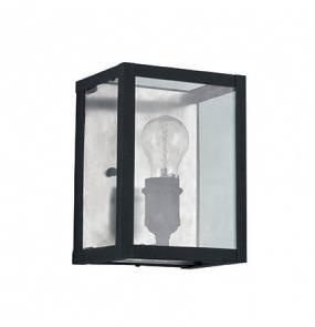 Kinkiet Igor AP1 092836 Ideal Lux nowoczesna oprawa w kolorze czarnym