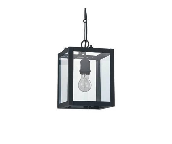 Lampa wisząca Igor SP1 092850 Ideal Lux nowoczesna oprawa w kolorze czarnym