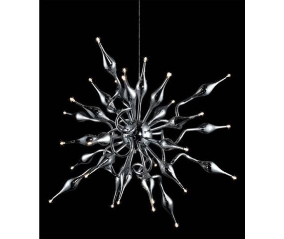 Lampa wisząca Pipes AZ0040 AZzardo dekoracyjna oprawa w stylu design