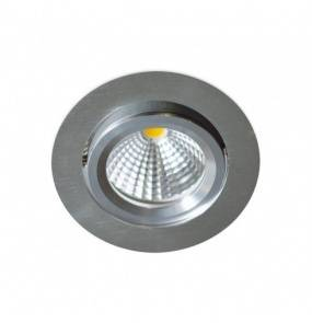 Oprawa wbudowana z ramką Halka okrągła LED BPM