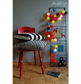 Kolorowe kulki LED kompozycja - Dala's Dream