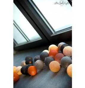 Kolorowe kulki LED kompozycja - New Design