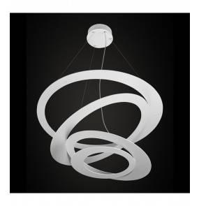 Lampa wisząca Katania 67927 biała Ramko