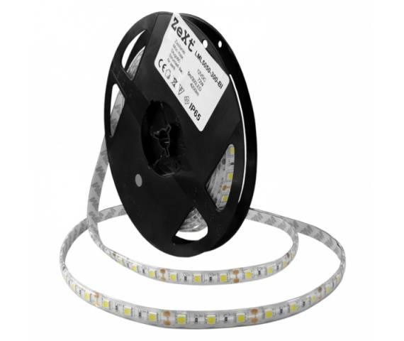 Taśma LED 5 metrów 72W IP65 RGB ZeXt