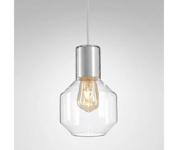 Lampa wisząca MODERN GLASS Barrel TP E27 AQForm
