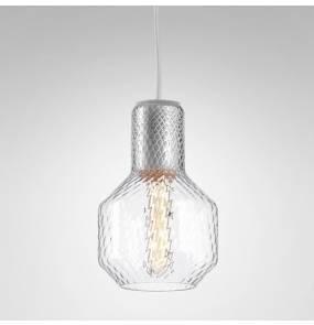 Lampa wisząca MODERN GLASS Barrel TR E27 AQForm
