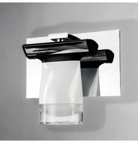 Kinkiet Melo Bianco Parete Orlicki Design