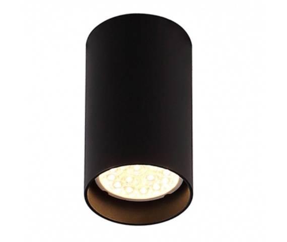 WYSYŁKA 24H Plafon Pet Round New C0142 Maxlight czarna oprawa sufitowa