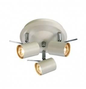 Plafon Hyssna LED IP21 105483 Markslojd oprawa sufitowa w białym kolorze