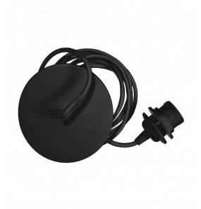 Zawieszenie do lamp Rosette 4145 UMAGE zawiesie w kolorze czarnym