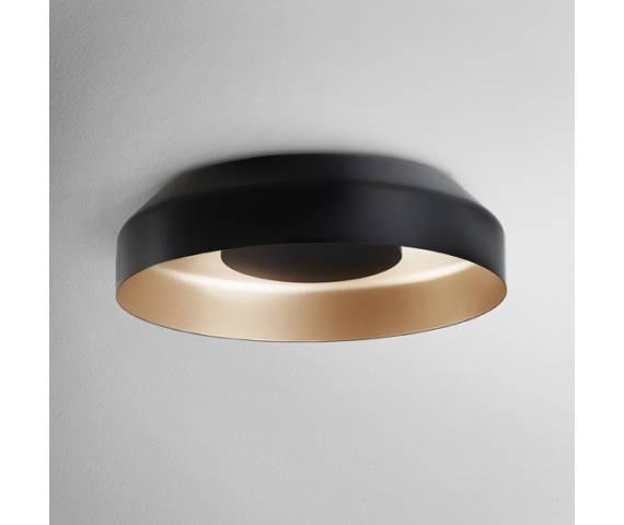 Plafon MAXI RING dot LED 230V oprawa natynkowa 40426 Aqform