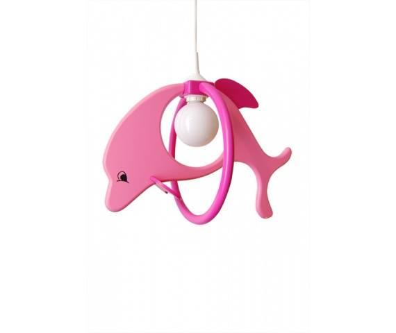 Delfin 1 duży lampa wisząca 0201.04