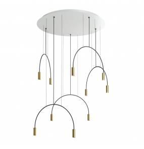 Lampa wisząca Volta R100.5D Estiluz nowoczesna oprawa w dekoracyjnym stylu
