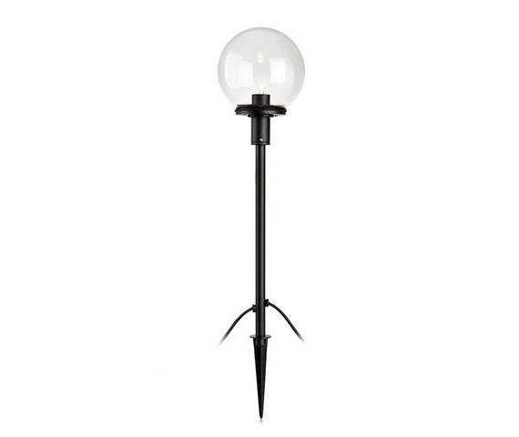 Lampa stojąca Garden 24 107283 Markslojd zewnętrzna oprawa w kolorze czarnym