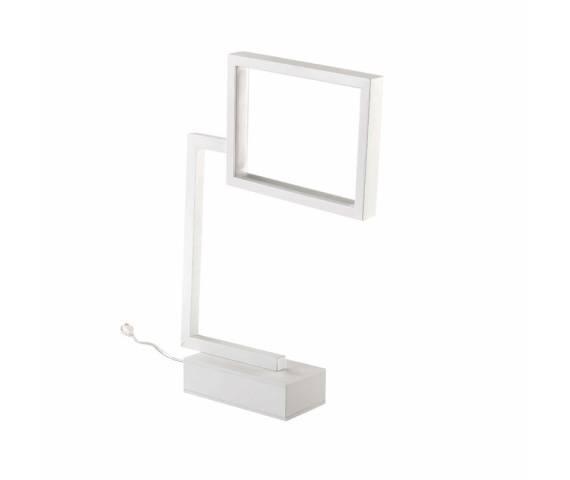 Lampa stołowa Wally PS-191 Pujol Iluminacion geometryczna oprawa w nowoczesnym stylu