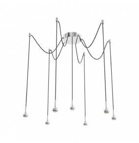 Lampa wisząca Mini C-197/7 Pujol Iluminacion nowoczesna oprawa w minimalistycznym stylu