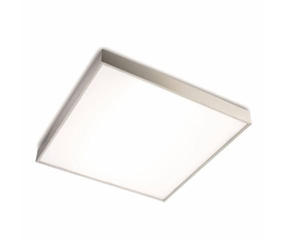 Plafon Apolo PL-881/50/PL Pujol Iluminacion kwadratowa oprawa w nowoczesnym stylu
