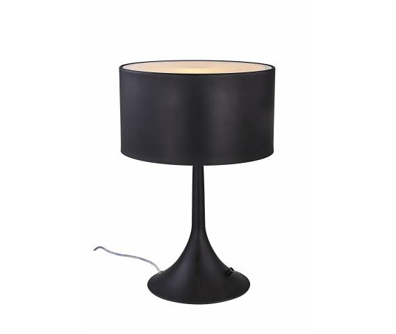 Lampa stołowa Niang AZ2916 AZzardo nowoczesna oprawa z kolorze czarnym