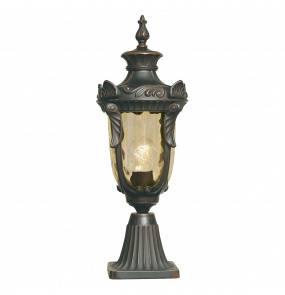 Lampa zewnętrzna Philadelphia PH3/M OB Elstead Lighting klasyczna oprawa stojąca w kolorze antycznego brązu